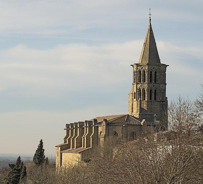 Photo du Monument Historique Eglise Saint-Félix situé à Saint-Félix-Lauragais