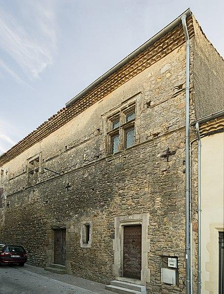 Photo du Monument Historique Maison à côté du presbytère situé à Saint-Félix-Lauragais