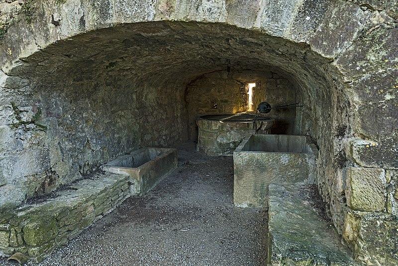 Photo du Monument Historique Restes des remparts situé à Saint-Félix-Lauragais