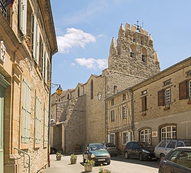 Photo du Monument Historique Eglise Sainte-Agathe et Saint-Julien situé à Saint-Julia