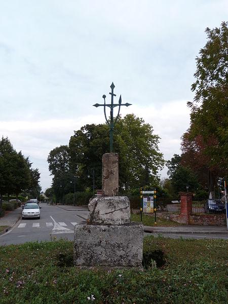 Photo du Monument Historique Croix situé à Saint-Orens-de-Gameville