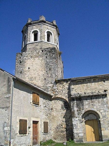 Photo du Monument Historique Eglise situé à Saint-Pé-d'Ardet