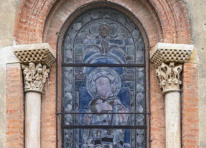 Photo du Monument Historique Nouvelle église situé à Saint-Rustice