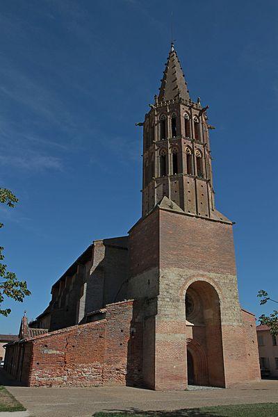 Photo du Monument Historique Eglise situé à Saint-Sulpice-sur-Lèze