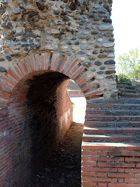 Photo du Monument Historique Amphithéâtre gallo-romain de Blagnac situé à Toulouse