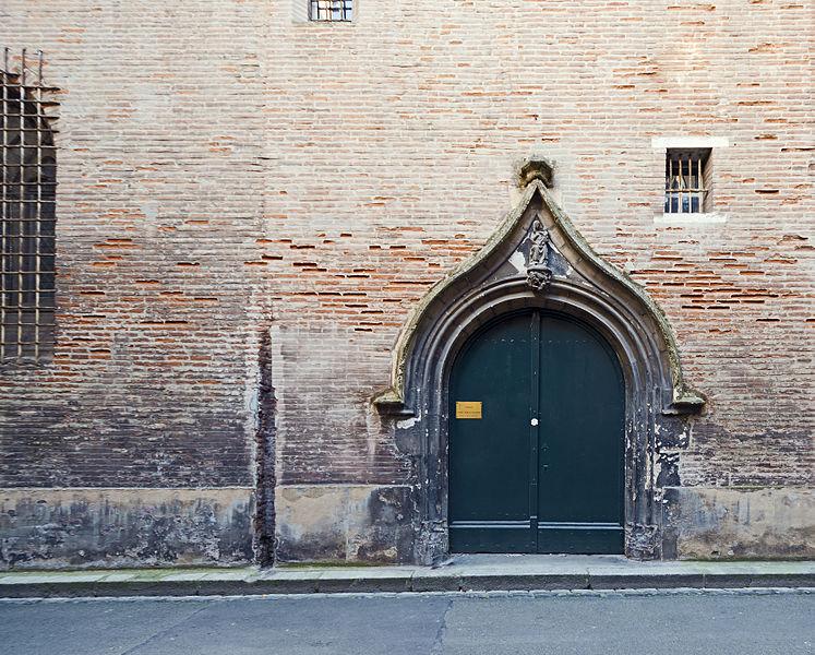 Photo du Monument Historique Chapelle Notre-Dame-de-Nazareth situé à Toulouse