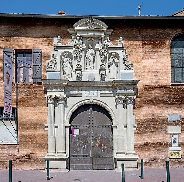 Photo du Monument Historique Ancienne chartreuse situé à Toulouse