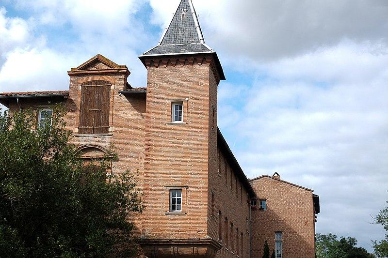 Photo du Monument Historique Château de La Cépière situé à Toulouse