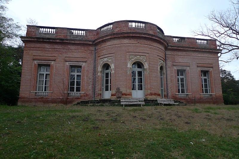 Photo du Monument Historique Château de Reynerie situé à Toulouse
