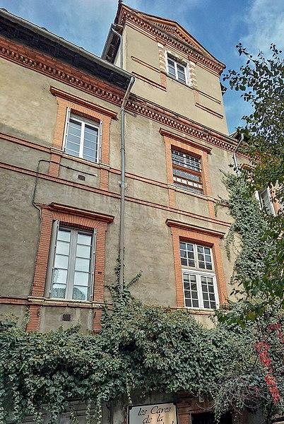 Photo du Monument Historique Collège Saint-Rome situé à Toulouse