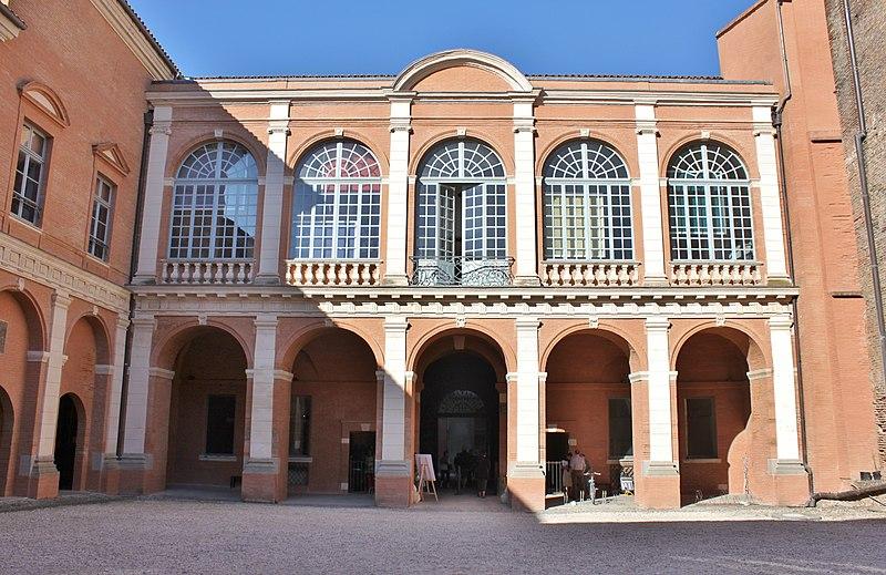 Photo du Monument Historique Ancien couvent des Augustins situé à Toulouse