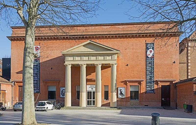 Photo du Monument Historique Ancienne école de Médecine situé à Toulouse