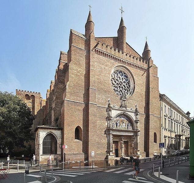 Photo du Monument Historique Eglise de la Dalbade situé à Toulouse