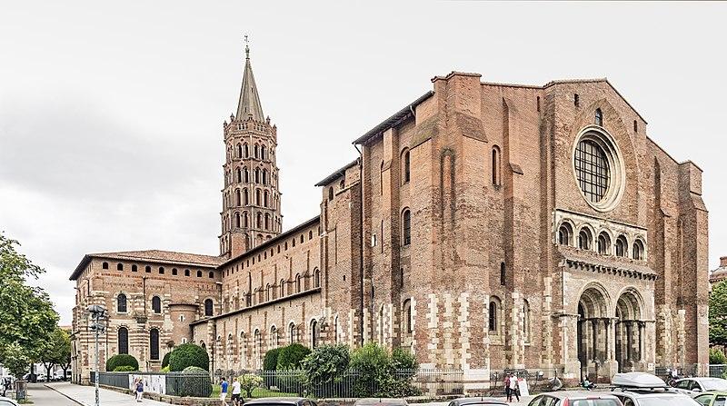 Photo du Monument Historique Eglise Saint-Sernin situé à Toulouse