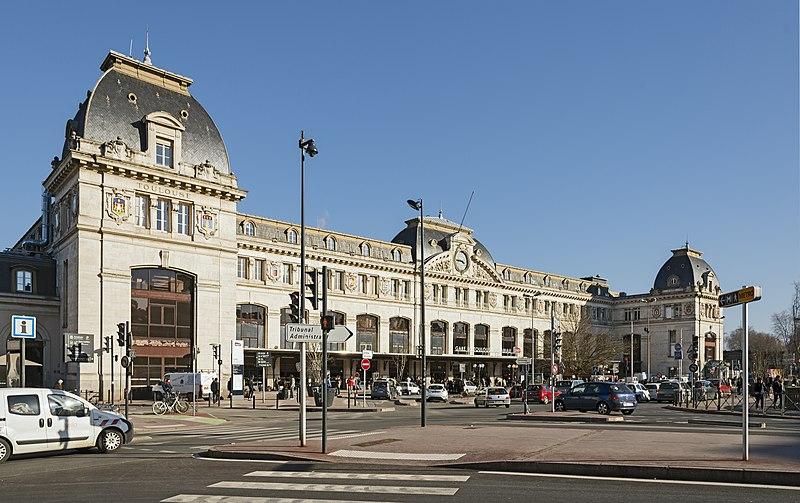 Photo du Monument Historique Gare de Toulouse-Matabiau situé à Toulouse