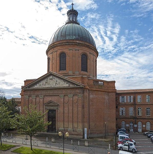 Photo du Monument Historique Hospice de la Grave situé à Toulouse