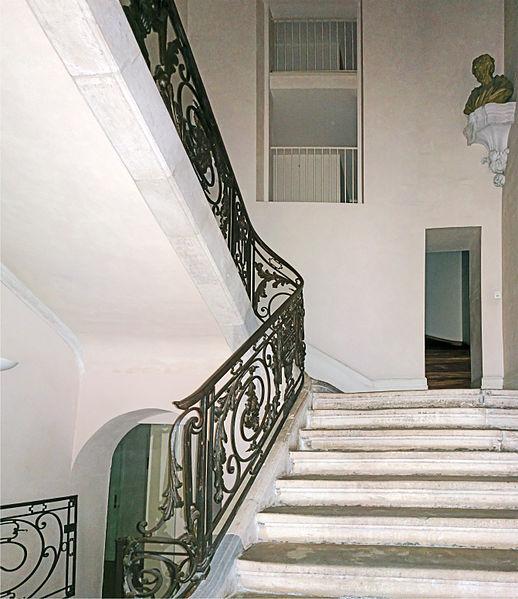 Photo du Monument Historique Ancien hôtel Arquata situé à Toulouse