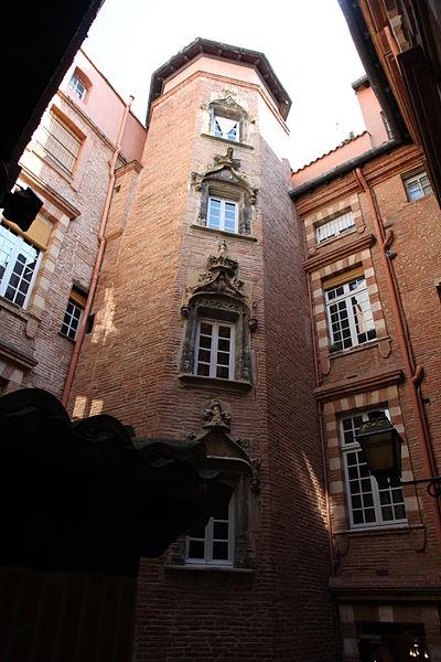 Photo du Monument Historique Hôtel de Bonnefoy situé à Toulouse
