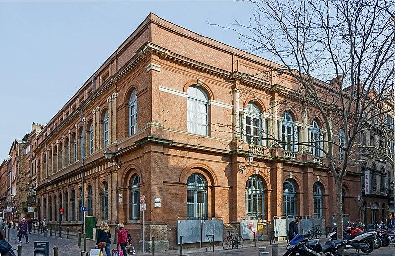 Photo du Monument Historique Hôtel de la Bourse situé à Toulouse
