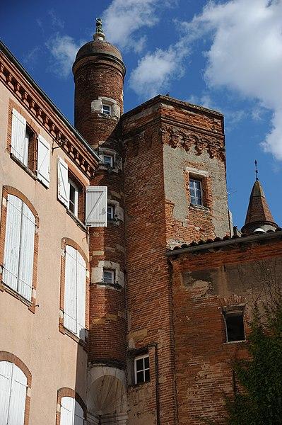 Photo du Monument Historique Ancien hôtel de Boysson situé à Toulouse