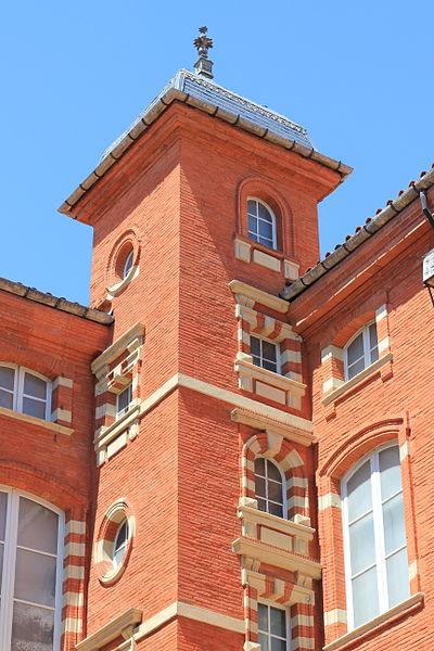 Photo du Monument Historique Hôtel Caulet-Resseguier (ou hôtel Duranti) situé à Toulouse
