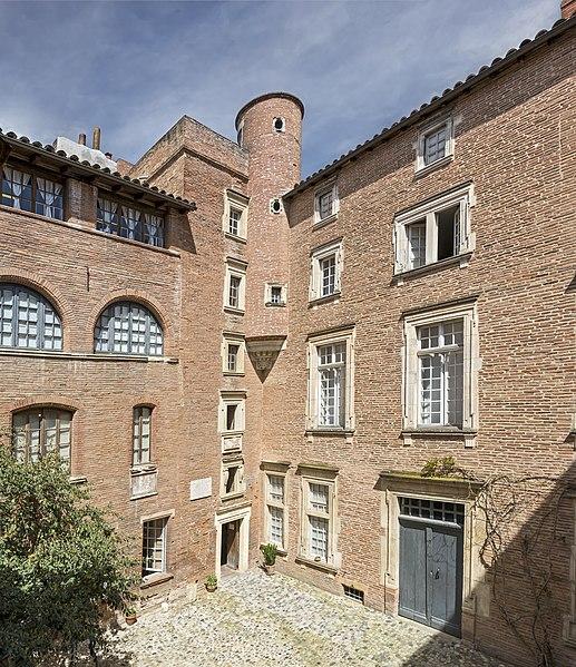 Photo du Monument Historique Hôtel Dumay situé à Toulouse