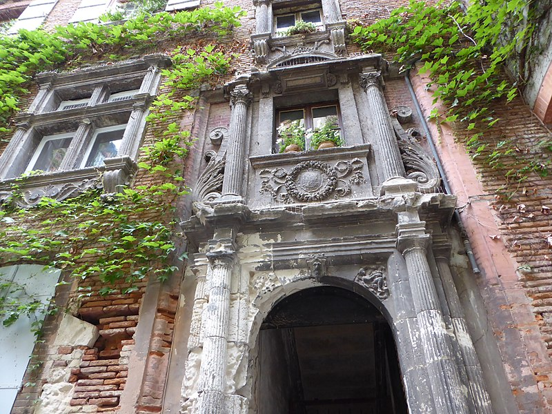 Photo du Monument Historique Hôtel dit de Guillaume de Bernuy, ou hôtel Buet situé à Toulouse