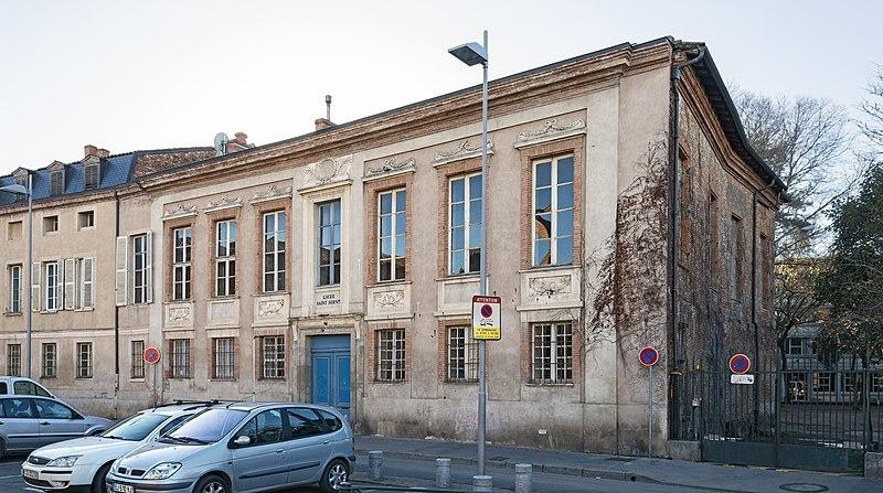 Photo du Monument Historique Ancien hôtel Jean du Barry situé à Toulouse