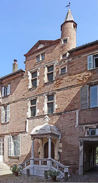 Photo du Monument Historique Hôtel dit de Jean de Ulmo situé à Toulouse