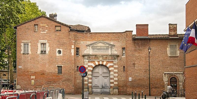 Photo du Monument Historique Ancien hôtel de Lestang situé à Toulouse