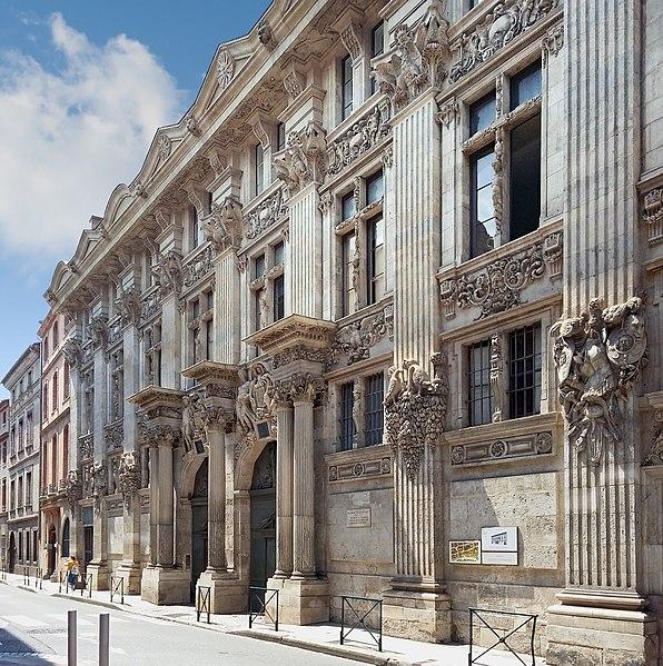 Photo du Monument Historique Hôtel de Pierre, dit aussi hôtel Jean de Bagis situé à Toulouse