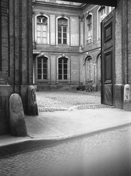 Photo du Monument Historique Hôtel de Puivert ou Puyvert situé à Toulouse