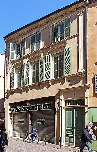Photo du Monument Historique Ancienne maison de Calas situé à Toulouse