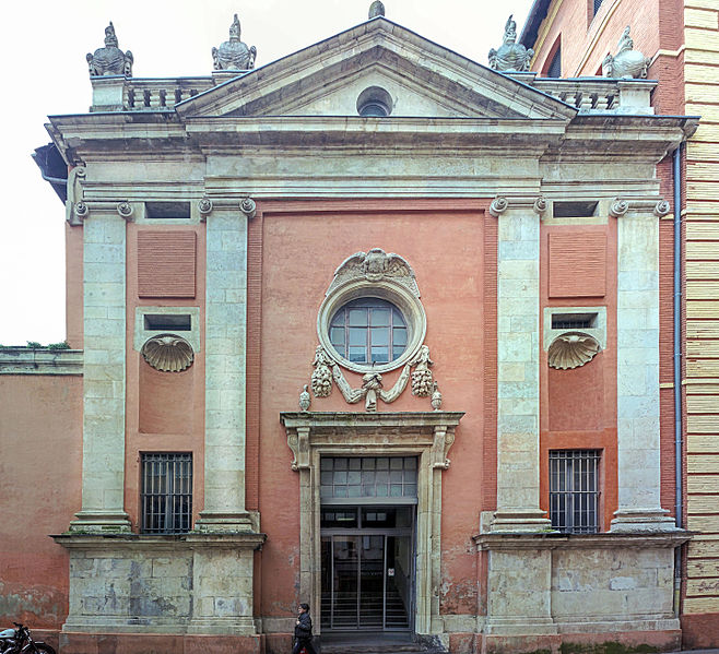 Photo du Monument Historique Ancien monastère des Religieux de Vienne (ou du Tau) situé à Toulouse