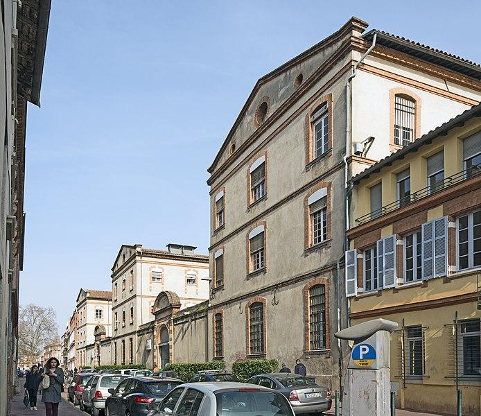 Photo du Monument Historique Ancien séminaire situé à Toulouse