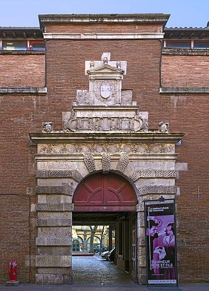 Photo du Monument Historique Ancien petit Séminaire de l'Esquile situé à Toulouse
