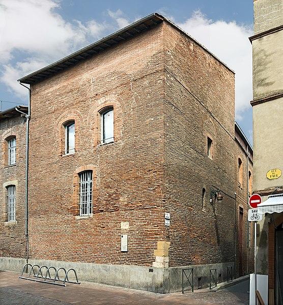 Photo du Monument Historique Tour Morand situé à Toulouse