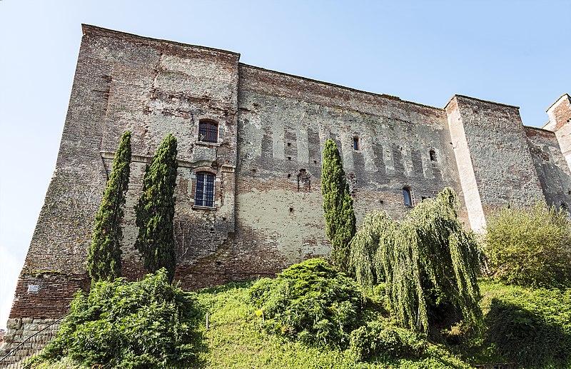 Photo du Monument Historique Citadelle situé à Verfeil