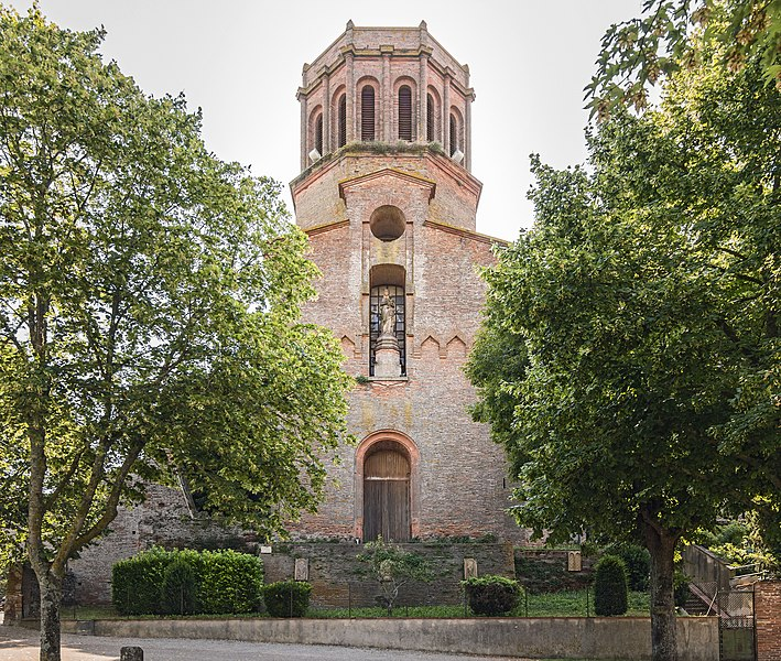 Photo du Monument Historique Eglise Saint-Blaise situé à Verfeil