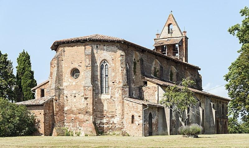 Photo du Monument Historique Eglise Saint-Sernin situé à Verfeil