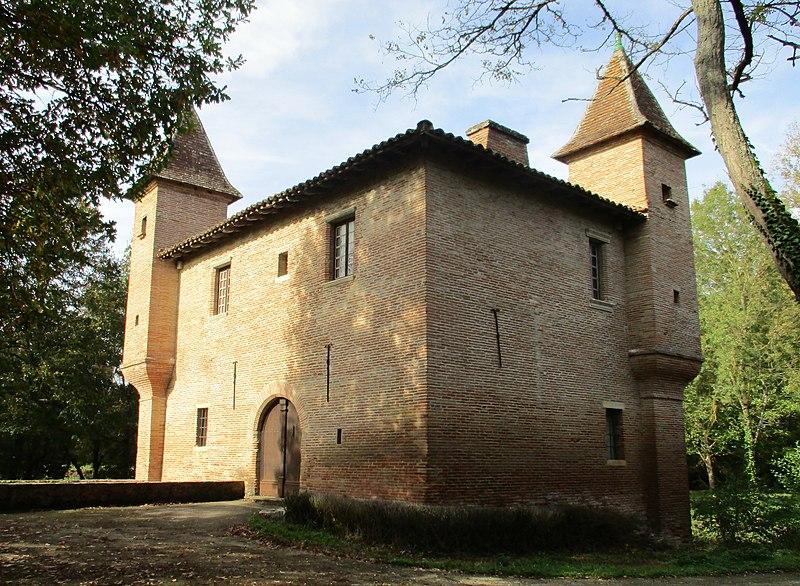Photo du Monument Historique Moulin de Nagasse situé à Verfeil