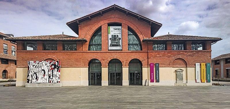 Photo du Monument Historique Anciens abattoirs situé à Toulouse
