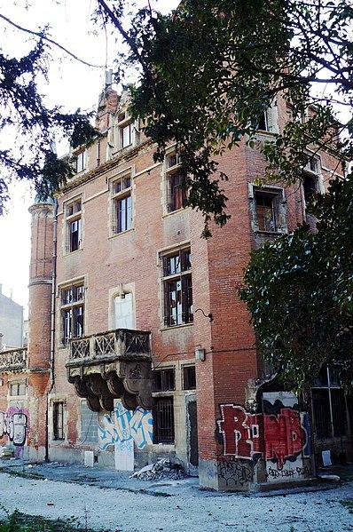 Photo du Monument Historique Maison des Verrières ou Castel-Gesta situé à Toulouse
