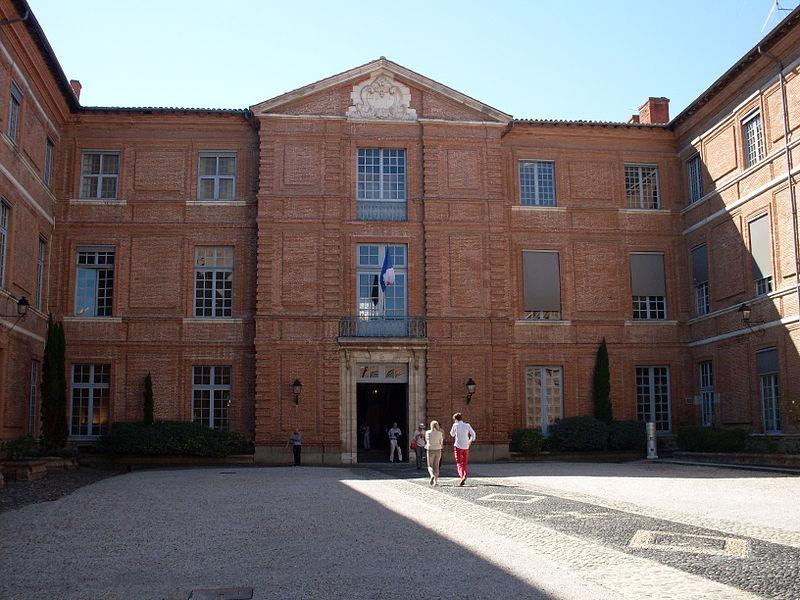 Photo du Monument Historique Ancien palais archiépiscopal situé à Toulouse