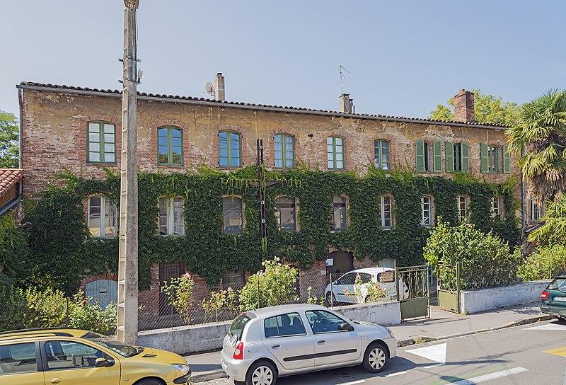 Photo du Monument Historique Moulin des Amidonniers situé à Toulouse