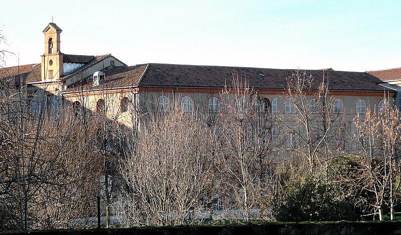 Photo du Monument Historique Grand Séminaire situé à Toulouse
