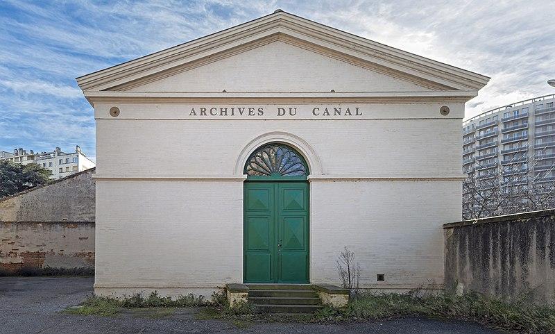 Photo du Monument Historique Ensemble du Port Saint-Etienne situé à Toulouse