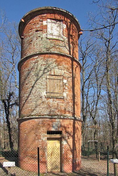 Photo du Monument Historique Télégraphe Chappe situé à Lévignac