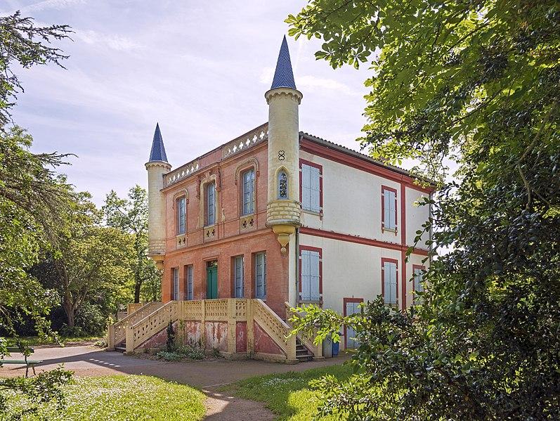 Photo du Monument Historique Castelet de Croix-Daurade situé à Toulouse