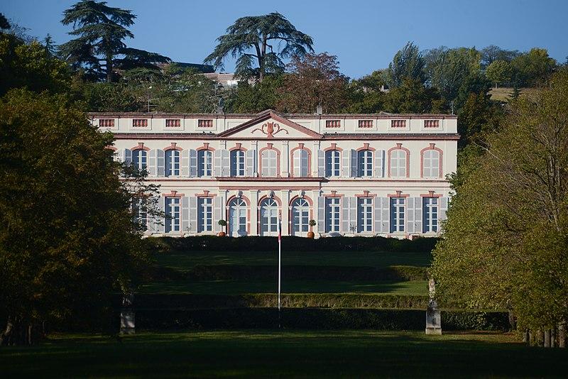 Photo du Monument Historique Château de Bellevue situé à Toulouse